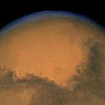 US space agency NASA human settlement on Mars next target