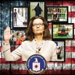 US CIA chief Gina Haspel