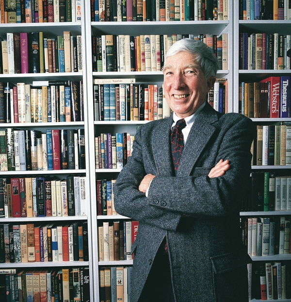 The star of English Literature, John Updike