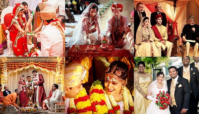 10 Wedding Traditions From Around The World One: Wedding Rituals For Different Cultural/religious