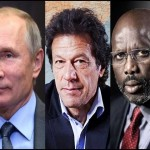 Imran Khan, who won the 1992 World Cup Cup in the United States's best footballers, is named George Weah, the only 8th Dan Dawn Blake Belt, and Vladimir Putin in Judo.