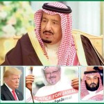 Journalist Jamal Khashoggi's death after the Saudi regime but also himself himself is King King Salman bin Abdulaziz and Salman suffering from a new crisis.