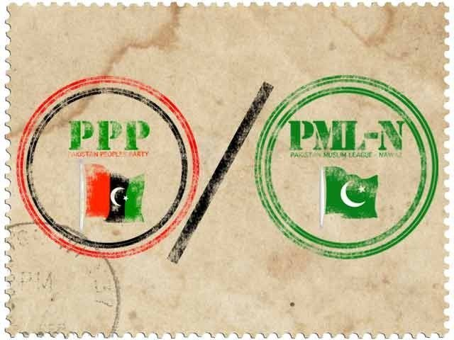 PPP and PML-N have reinstated the backward contacts
