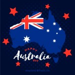 The word Australian is derived from Latin