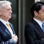 American Defense James Mattis and Japan's Defense Itsunori Onodera