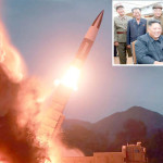 North Korea tested two more missiles on Friday morning