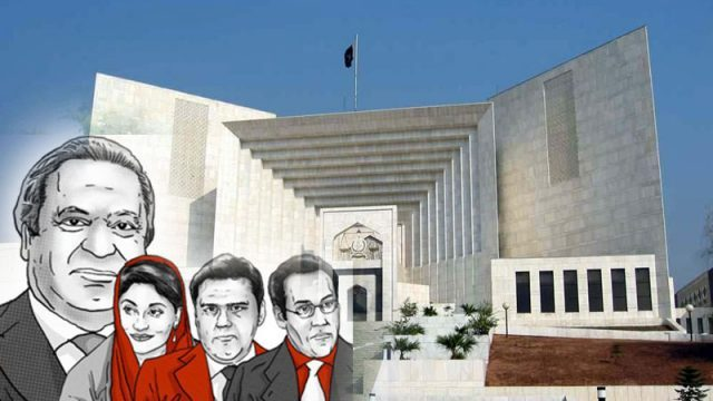 Formation of JIT, Supreme Court rejected the State Bank and SECP's nominees