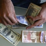 The dollar value will exceed 130 rupees
