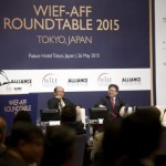 31 countries of the World Economic Forum of business leaders in Tokyo to attend roundtable