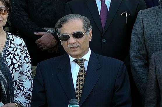 Chief Justice Mian Saqib Nisar