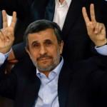 Iran's former president Mahmoud Ahmadinejad