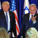 "On January 28 this year, Trump announced a Middle East peace plan, saying that Jerusalem would remain Israel's ""undivided capital."""