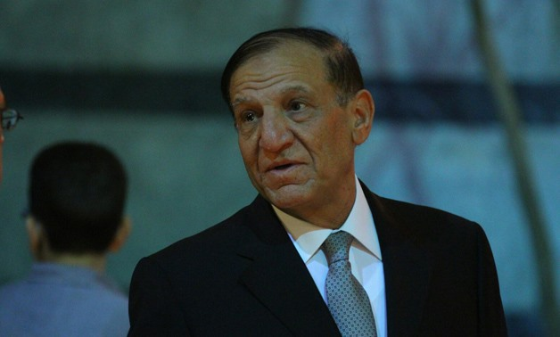 The retired Army General Sami Anan is currently under the army
