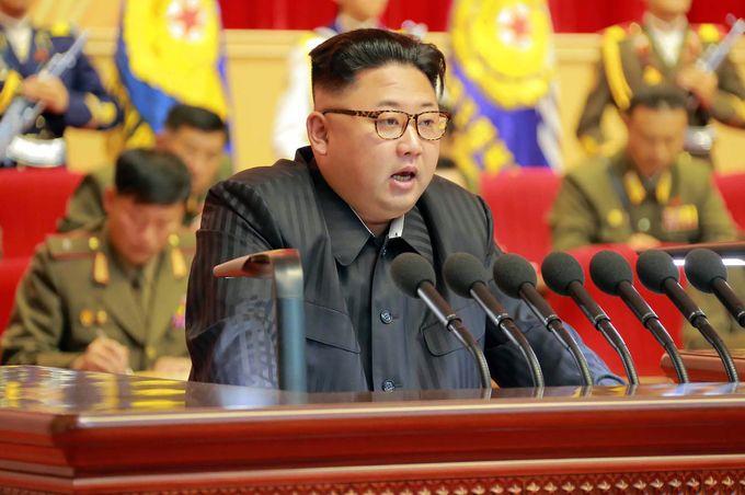 North Korea's supreme leader Kim Jong Un