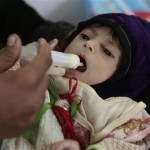 7 million Yemenis was close to dying from hunger