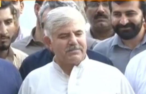 Mahmood Khan nominated as Chief Minister in Khyber Pakhtunkhwa