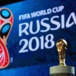 The Football World Cup will be played from 14, June to 15 July, in Russia