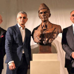 Quaid-e-Azam Muhammad Ali Jinnah's Sculptures of ceremony at the British Museum