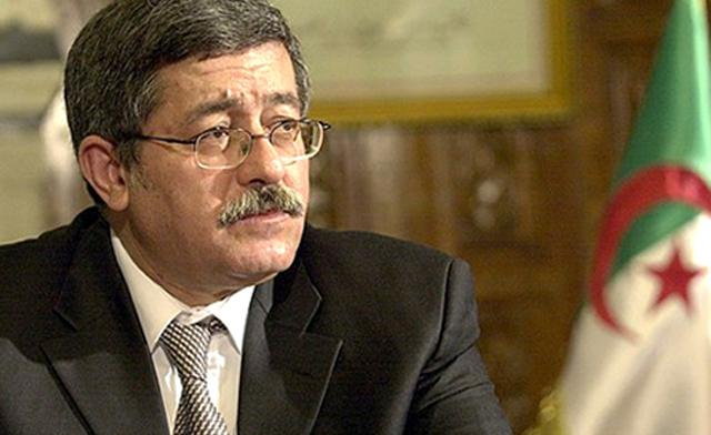 Ahmed Ouyahia appointed a new prime minister