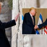 US President Trump calls on Israeli Prime Minister Netanyahu