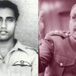 Pakistan Air Force Lieutenant Saiful Azam and Brigadier Zia ul Haq