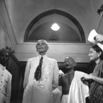 A reminder picture with the Gandhi of Quaid-e-Azam Muhammad Ali Jinnah, photos: