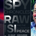 Former ISI chief Asad Durrani and ex-RAW chief AS Dulat