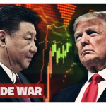 Washington and Beijing have started commercial warfare with 68 million worth of tax against each other, who can exploit the global economy with a new crisis.
