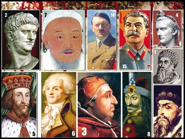 About 15 famous worst monarchs Cruel Rulers in history | News Time